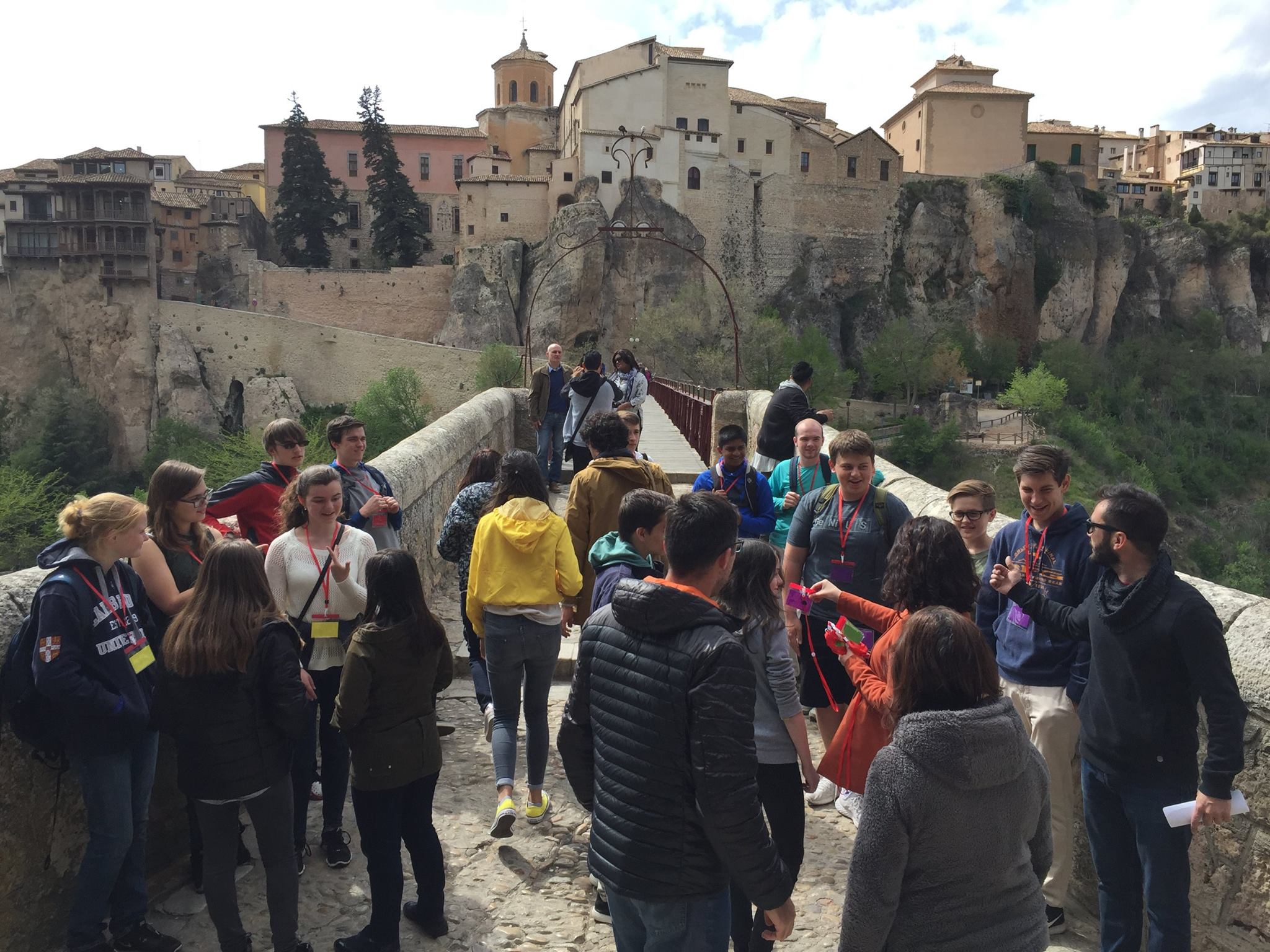 Dedicated Teachers Travel Abroad