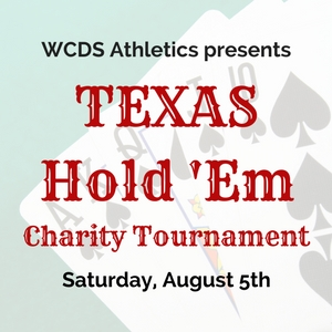 Texas Hold 'em Charity Tournament