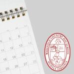 Calendar WCDS