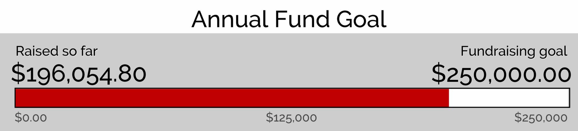 Annual Fund Goal
