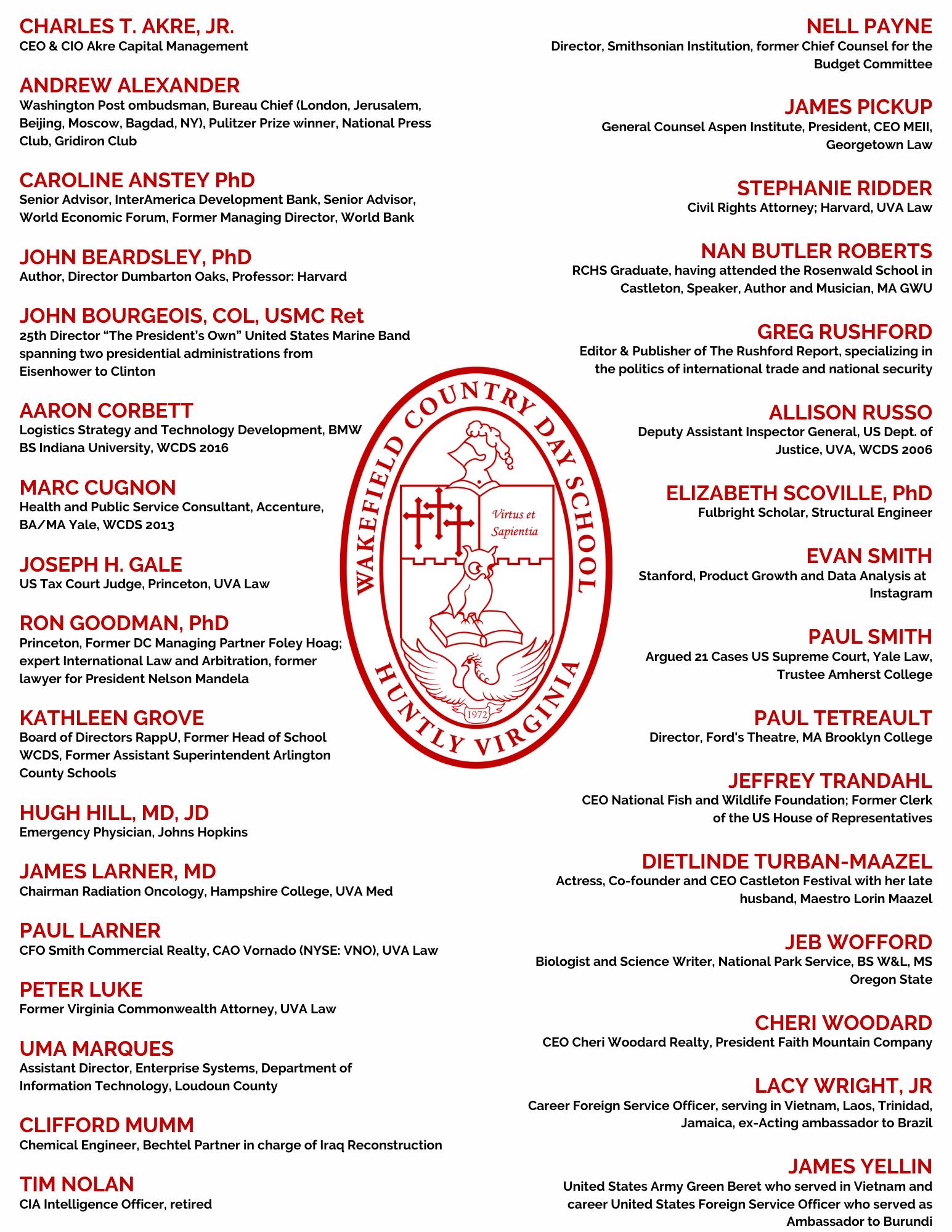 website adjunct faculty